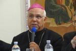 Bertolone: «Dai Narcos alla mafia la dura condanna di Bergoglio»