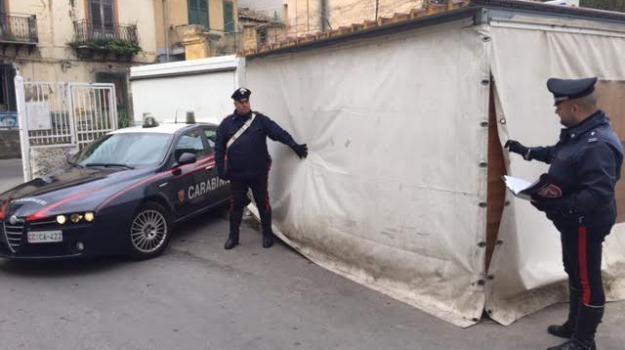 carabinieri, energia elettrica, furto, Palermo, Cronaca