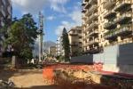 Operai in sciopero, così si fermano i cantieri di viale Lazio e via Amari a Palermo