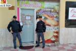 Sequestrato centro massaggi a Palermo: le immagini dell'operazione - Video