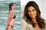 Crawford, bikini perfetto a 50 anni: carriera e amori della modella col neo