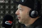 Il rap di Clementino per Rgs: io a Sanremo? Dedico tutto ai miei genitori