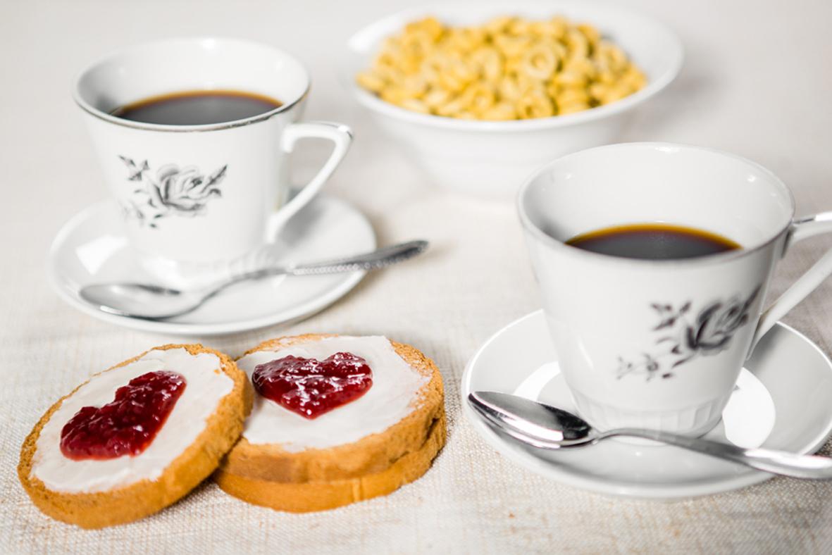 Per san valentino cenetta romantica ma la nuova tendenza - Idee cena romantica a casa ...