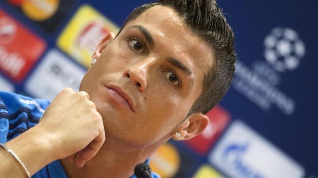 Calcio, real madrid, Cristiano Ronaldo, Sicilia, Sport