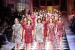 I sogni son desideri... con Dolce e Gabbana sfila la fiaba - Foto