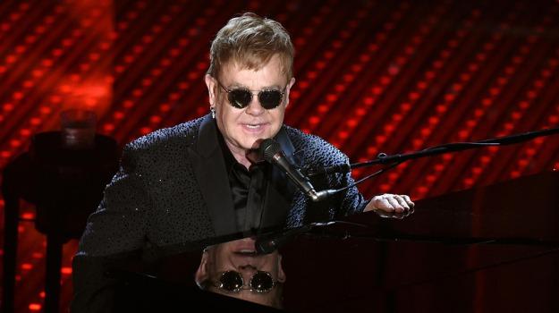 ultimo tour elton john, Elton John, Sicilia, Cultura