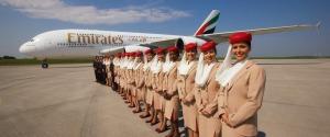 Lavoro, Emirates cerca assistenti di volo a Palermo: i benefit per chi verrà assunto