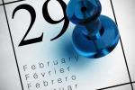 Oggi è il 29 febbraio, festa per i nati nel giorno che non c'è