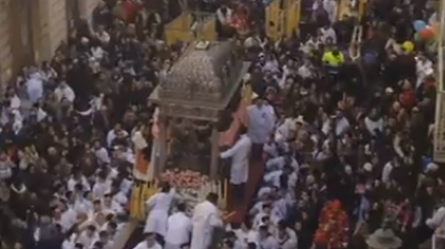 festa sant'agata catania, Catania, Politica