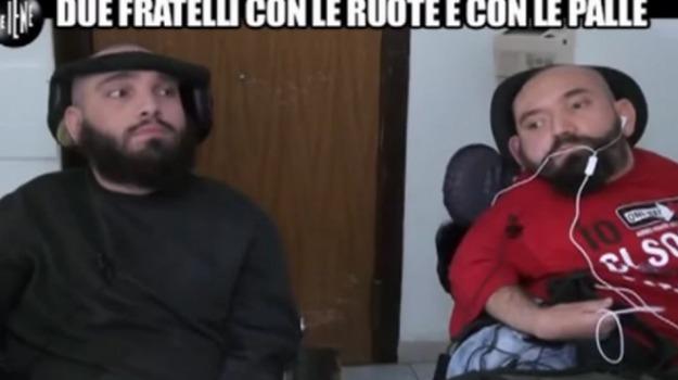 fratelli disabili, Sicilia, Cronaca