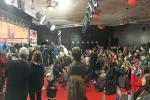 Festival del Cinema di Berlino, standing ovation per Fuocoammare di Rosi