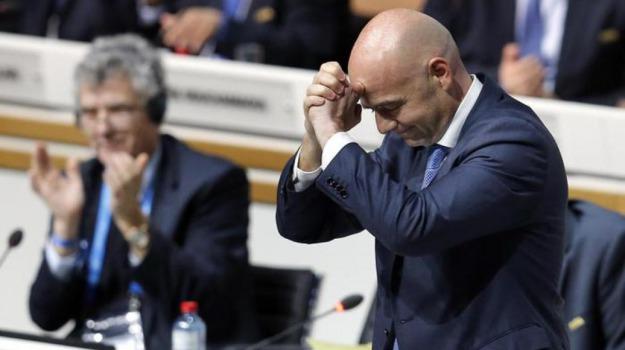 Calcio, fifa, presidente, Sicilia, Sport