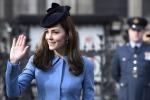Kate, duchessa... soldatessa: il suo primo impegno da capo onorario