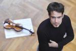 Il violinista Mark Bushkov in concerto al Politeama di Palermo