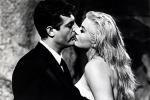 La dolce vita - Anita Ekberg e Marcello Mastroianni