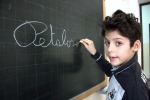 Matteo, il bambino che ha inventato la parola