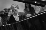 Trapani, concerto pianistico di Pentrella
