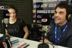 La prima volta di Francesca Michielin a Sanremo: l'intervista ai microfoni di Rgs