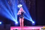Burlesque, Miss Satine sul palco a Palermo