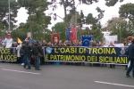 Oasi di Troina a rischio, sit-in di disabili e operatori a Palazzo d'Orleans