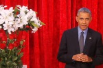 Obama dedica poesia d'amore a Michelle in diretta tv - Video