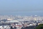 Caldo e smog, Palermo sotto una cappa di calore: il video