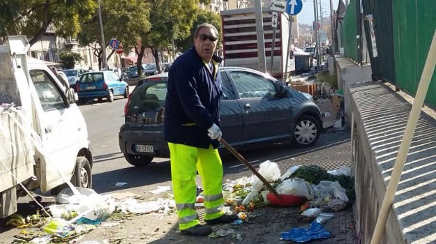 rap, rifiuti, Palermo, Cronaca