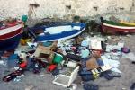 Palermo, a Vergine Maria la spiaggia rovinata dai rifiuti