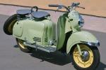 In vendita lo scooter di Zucchero del 1951: costo 6.400 euro - Foto