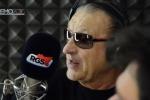 Tony Renis sbarca a Sanremo: Mr Quando quando quando ai microfoni di Rgs