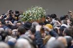 L'addio a Umberto Eco: le foto del funerale