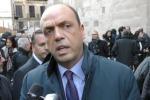 """Unioni Civili, Alfano: """"Su Bagnasco reazione esagerate, Il Pd divide il Paese"""""""