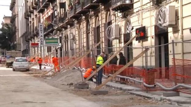 anello ferroviario palermo, cantieri tecnis, comune palermo, Rfi, Palermo, Cronaca