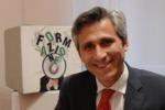 Andrea Cafà, presidente Cifa