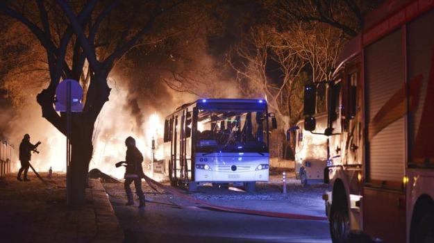 attentato, autobomba, terrorismo, Sicilia, Mondo