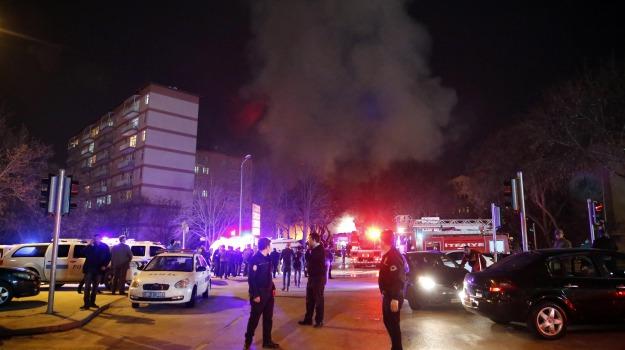 Ankara, attentato, siriano, terrorismo, Sicilia, Mondo