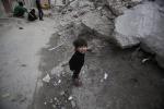 Siria, bombe su ospedali e scuole Almeno 50 morti: accuse Mosca-Usa
