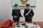 Trasforma la cantina in una centrale della droga: arrestato a Palermo