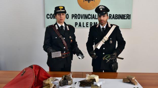 arresto, droga, Palermo, Cultura
