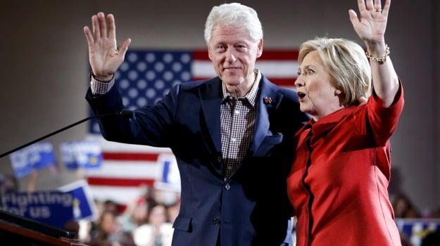 casa bianca, elezioni, Bill Clinton, Hillary Clinton, Sicilia, Mondo