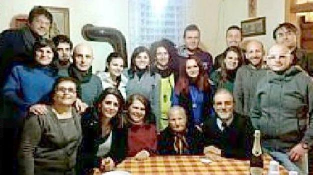 108, anni, candeline, favara, festa, Agrigento, Cronaca