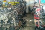 Ragusa, sequestrati due capannoni industriali abusivi