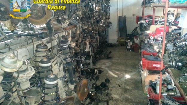 capannoni industriali, ragusa, Ragusa, Cronaca