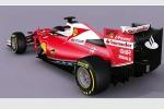 La Ferrari SF16-H è molto