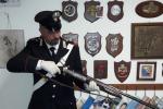 Indagini sull'omicidio Dezio a Vittoria, trovate armi in una serra