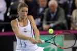 Fed Cup, anche la Giorgi si arrende: la Francia elimina l'Italia