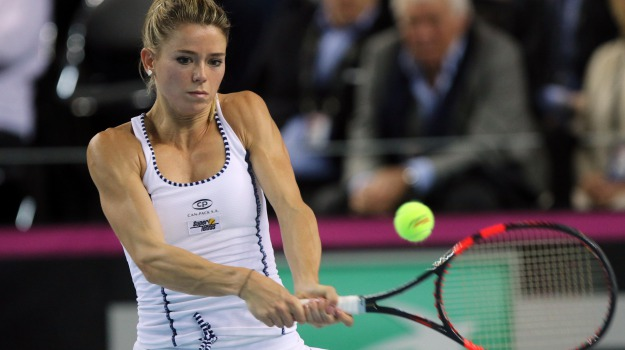 fed cup, Francia-Italia, Tennis, wta, camila gio, Sicilia, Sport