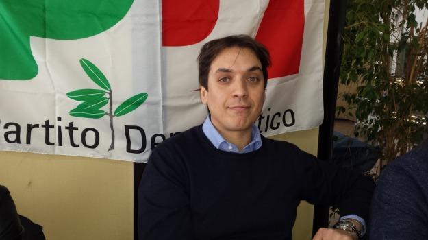 pd, Caltanissetta, Politica