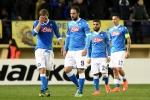 Il Napoli si arrende a Villarreal e arbitro Lazio e Viola, due pari dal sapore diverso