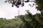 Palermo, cede un cavo dell'alta tensione a Baida: incendio e paura